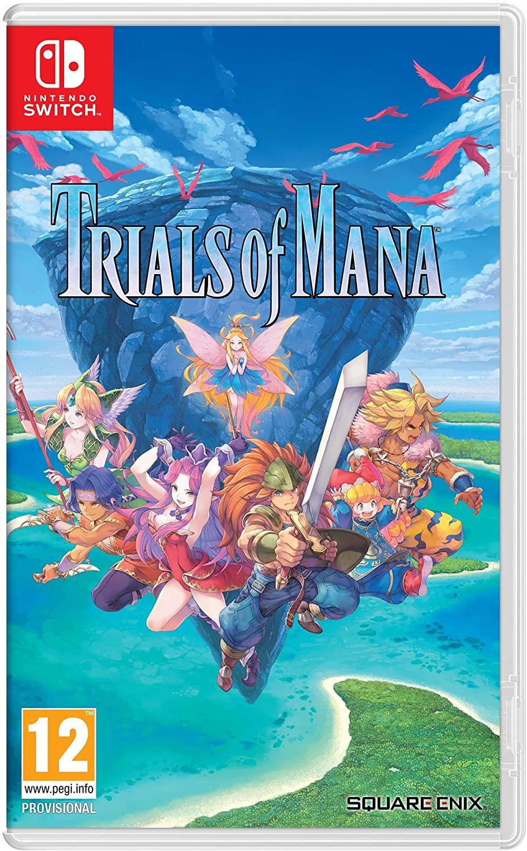 Trials of Mana sur Nintendo Switch ou PS4