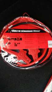 Cable demarrage - 35mm²