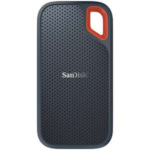 SSD Portable SanDisk Extreme - 2To, USB 3.1 Type C, Externe