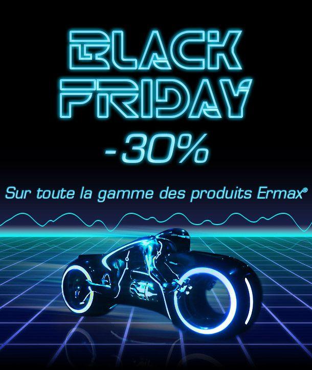30% de réduction sur tous les produits Ermax (ermax.com)