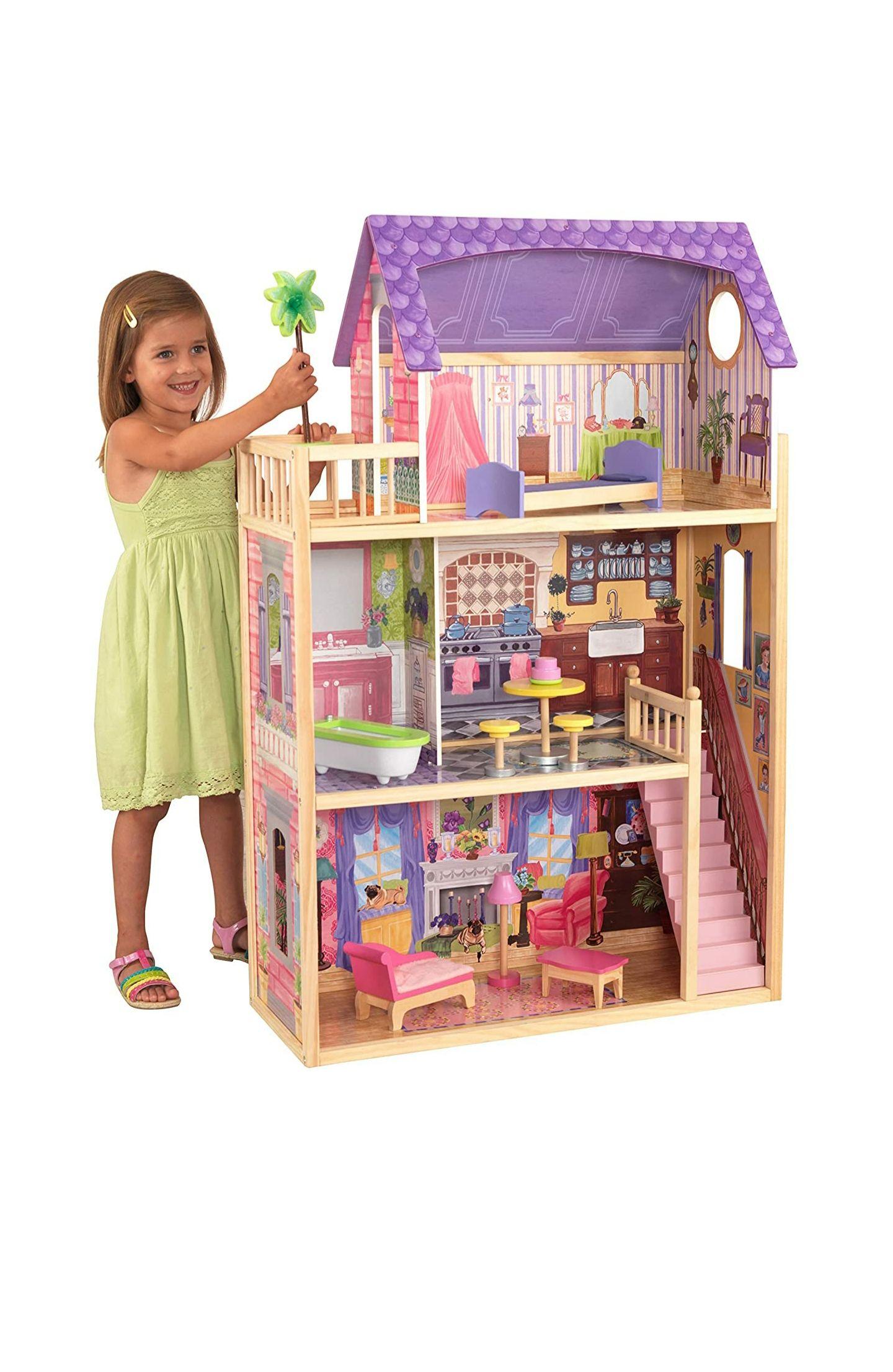 Maison de poupée en bois Kidkraft Kayla