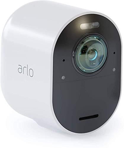 Camera additionnelle Arlo Ultra 4K HDR