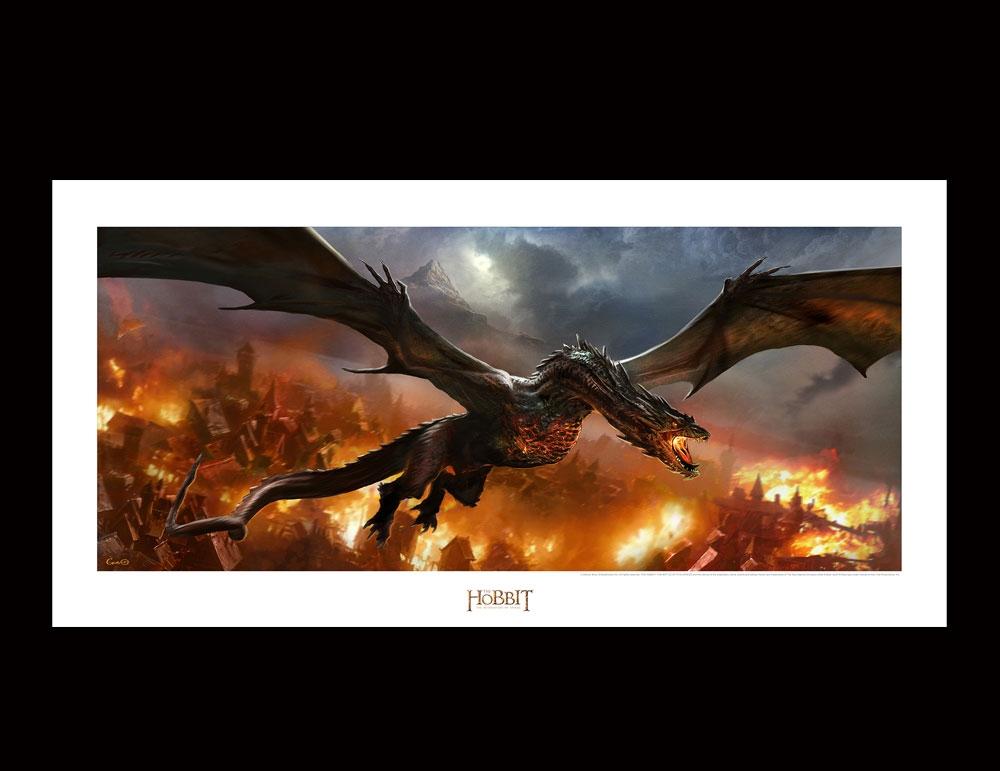 Sélection de produits Weta en promotion - Ex : Art Print Seigneur des anneaux et The Hobbit