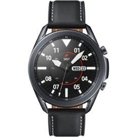 Montre connectée Samsung Galaxy Watch 3 - 45 mm, Noir mystique