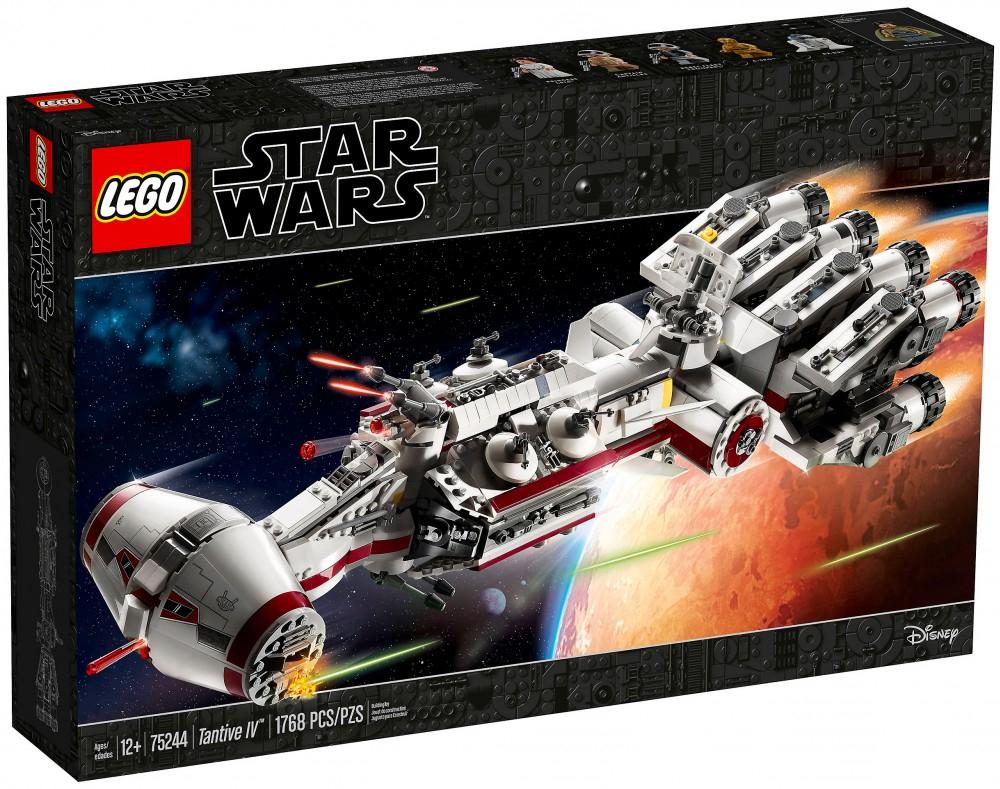 Jeu de construction Lego - Star Wars Tantive IV n°75244