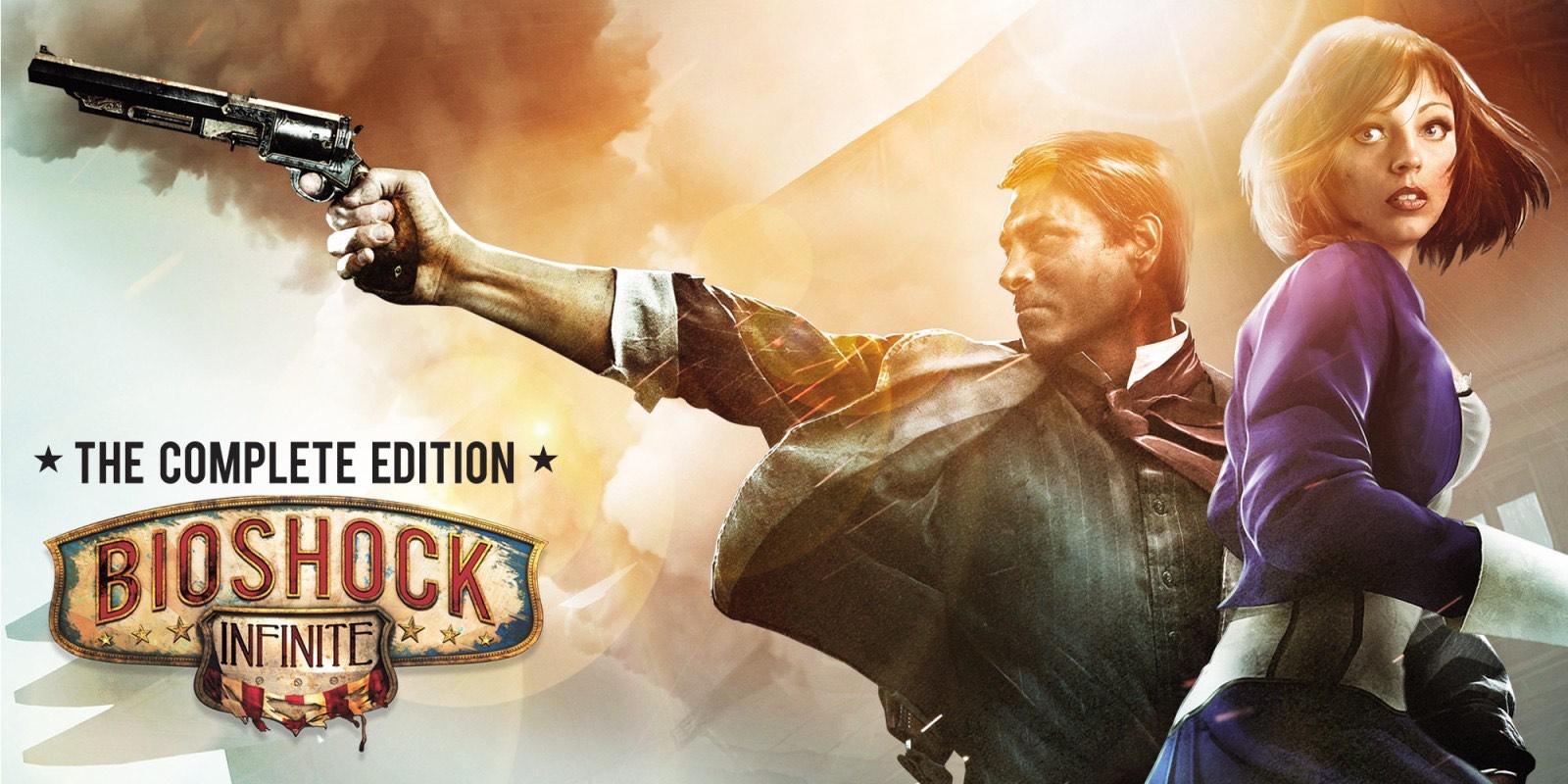 BioShock Infinite: The Complete Edition sur Nintendo Switch (Dématérialisé)