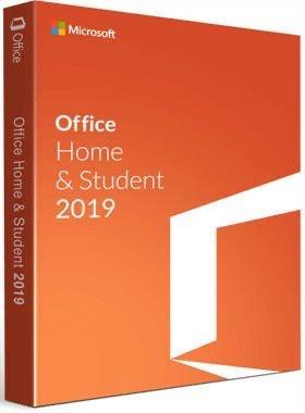 Licence à vie Microsoft Office Home & Student 2019 (Dématérialisé)