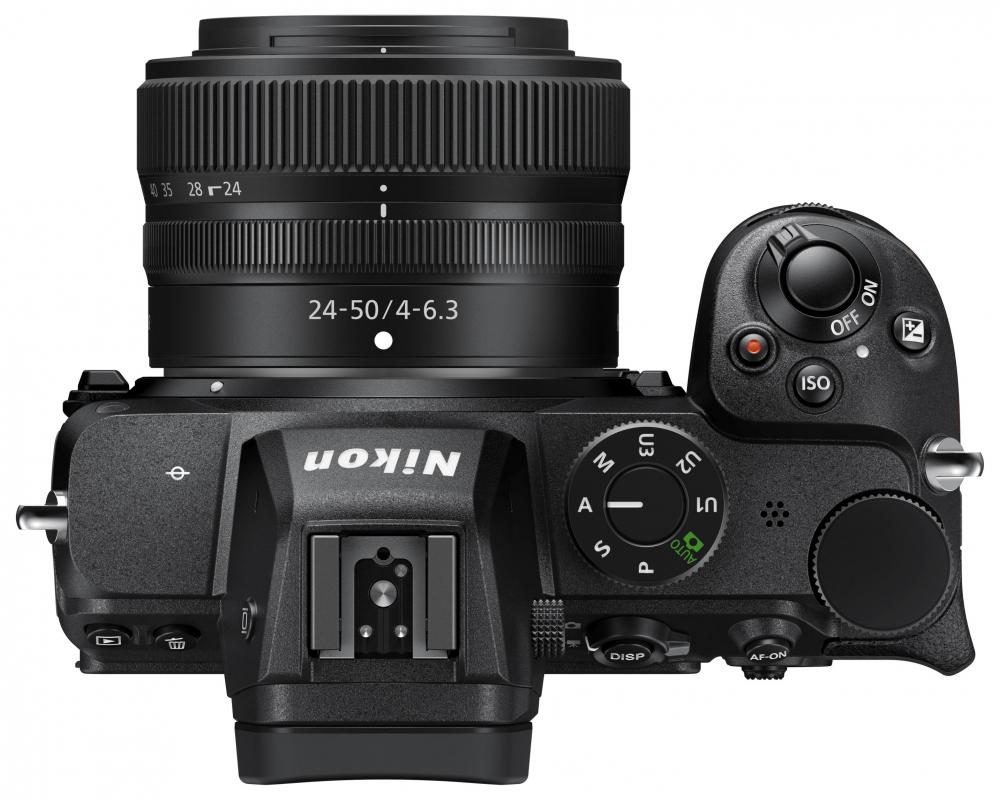 Appareil photo Nikon Z5 + Objectif 24-50/4,0-6,3 + FTZ (fotoprofi.de)