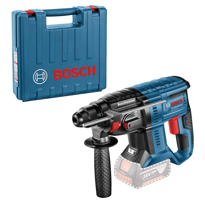 Perforateur sans-fil Bosch Professional GBH 18V-20 SDS plus - Malette - Machine nue