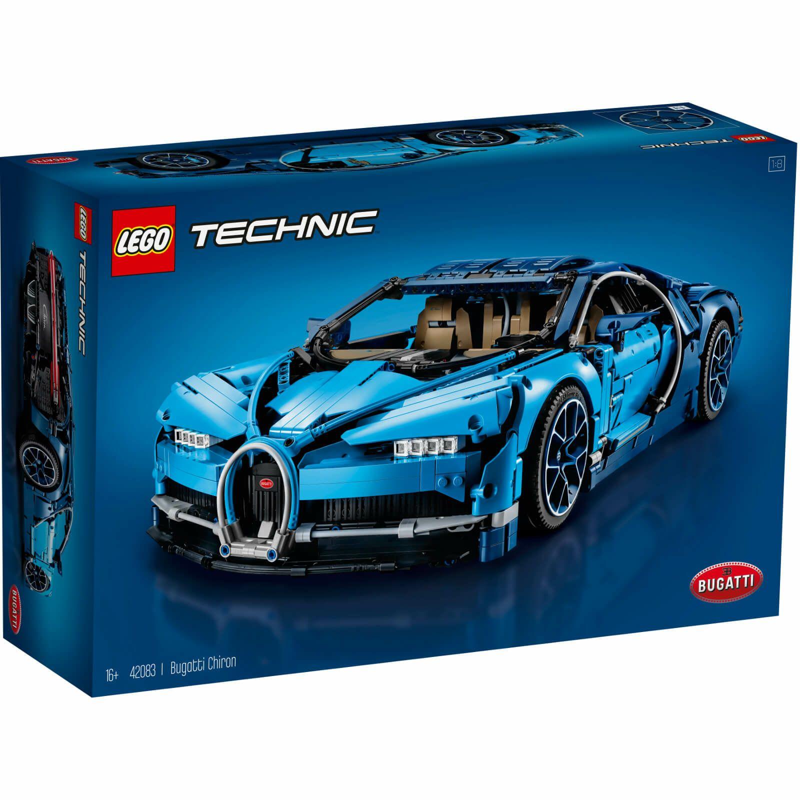 Jouet Lego Technic 42083 - Bugatti Chiron