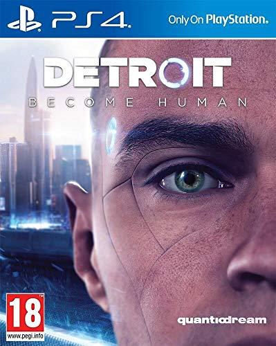 Jeu Detroit: Become Human sur PS4
