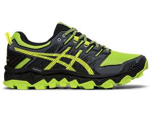 Chaussures de trail running Homme Asics Gel-Fujitrabuco 7 (Tailles 40 à 45)
