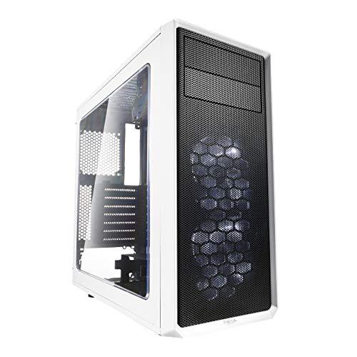 Boîtier PC Fractal Design Focus G Black Window - Blanc