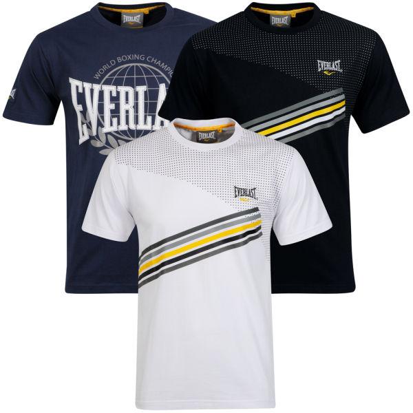 2 t-shirts Everlast + 1 sac Umbro Offert (autres combinaisons possible)