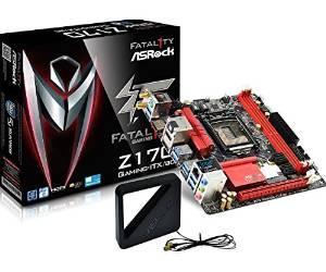 Carte mère mITX Skylake ASRock Z170 Gaming-ITX/ac