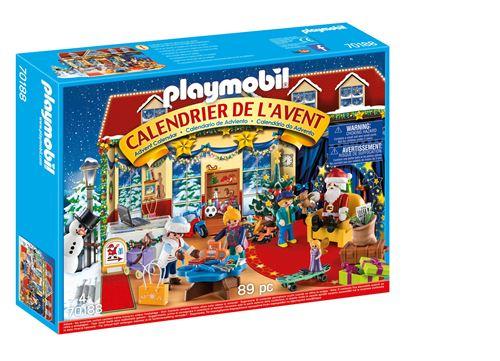 Sélection calendriers de l'avent Playmobil & Lego - Ex : Calendrier de l'Avent Playmobil 70188 - La Boutique de Jouets