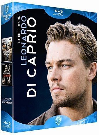 Coffret Blu-Ray : La Collection Leonardo Di Caprio (BloodDiamond + Mensonges d'état)