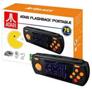 Atari Retro Flashback Portable Game Player (70 Jeux) + Port SD