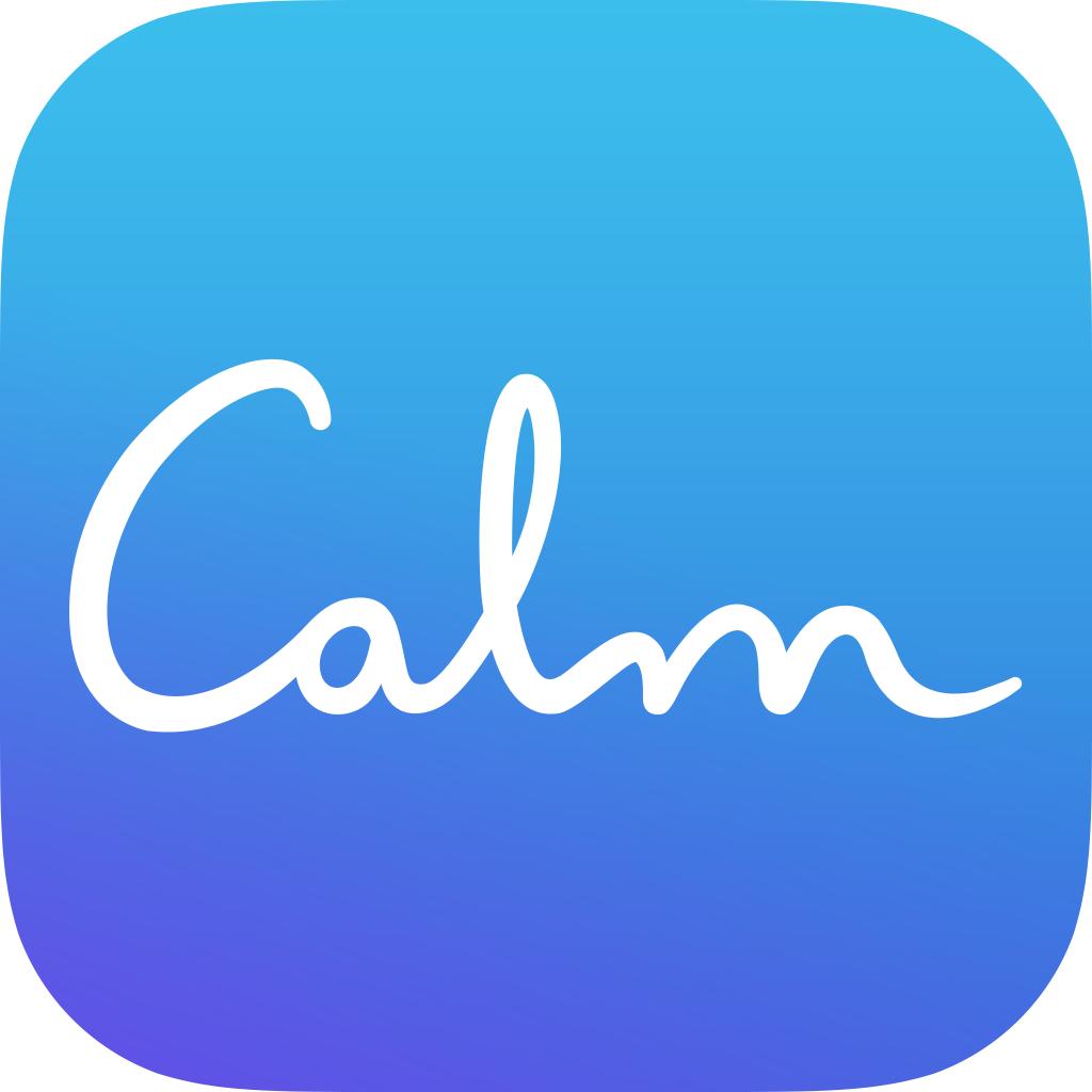 Abonnement annuel de 12 Mois à l'application de méditation Calm