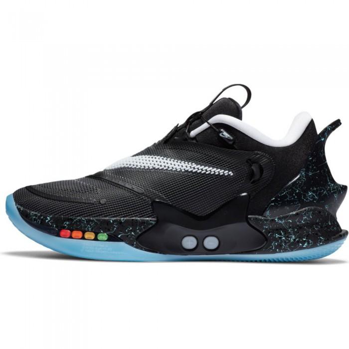 Baskets Nike Adapt BB 2.0 - Black Mag, tailles au choix (cv2441-002)