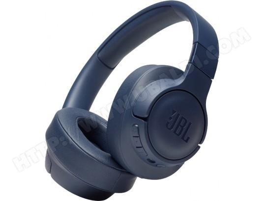 Casque sans fil JBL Tune 750BTNC - Bleu, Bluetooth