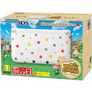 Pré-commande : Console Nintendo 3DS XL Edition Collector Animal Crossing:
