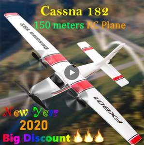 Avion RC Cessna
