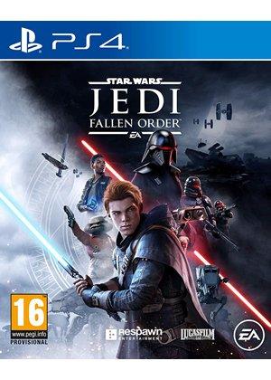 Star Wars: Jedi Fallen Order sur PS4 (Import UK)