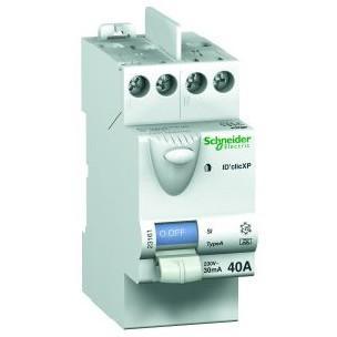 Interrupteur différentiel à immunité renforcée Schneider 23161