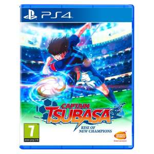 image produit Jeu Captain Tsubasa : Rise or New Champion sur PS4 - Valenciennes(59)