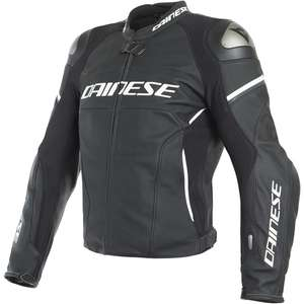 Blouson moto à airbag intégré Dainese Racing 3 Homme ou femme - Tailles et couleurs au choix