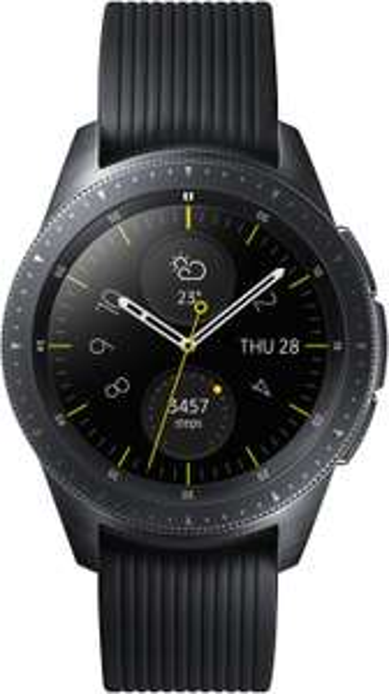 Montre connectée Samsung Galaxy Watch - 42 mm, bracelet Sport, noir