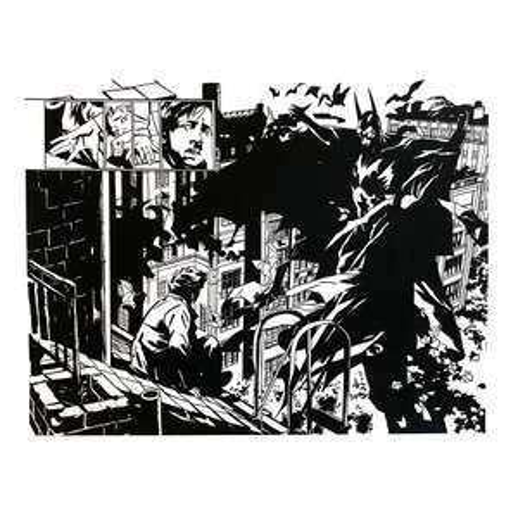 Sérigraphie Batman offerte dès 90€ d'achat (9e-store.fr)