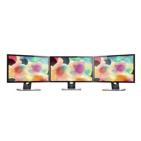 """Lot de 3 Ecran PC 24"""" Dell SE2416H - FullHD"""
