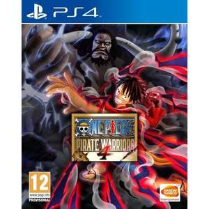 One Piece : Pirate Warriors 4 sur PS4