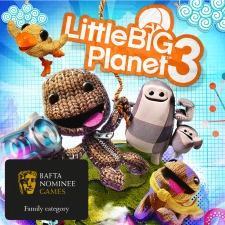Little Big Planet 3 sur PS4/PS3 (Dématérialisé)