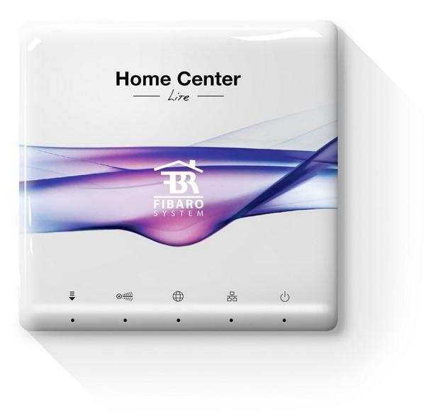 Box Domotique Fibaro Home Center Lite (Z-Wave, FIB_FGHCL)