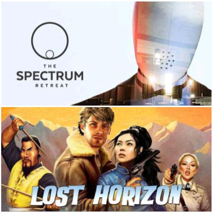 [Amazon / Twitch Prime] Spectrum Retreat & Lost Horizon offerts sur PC (Dématérialisé)
