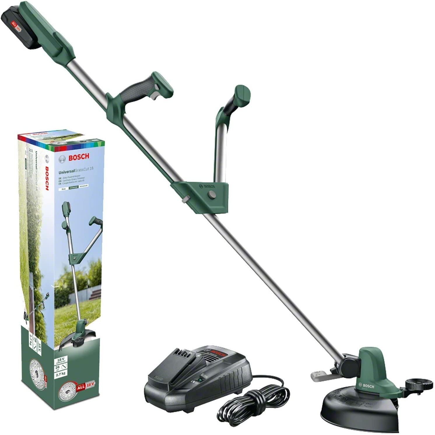 Taille-herbes sans fil Bosch UniversalGrassCut 18