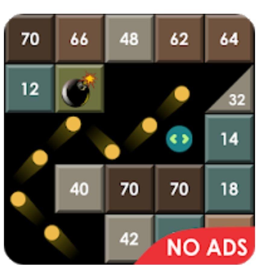 Bricks Breaker Pro: Hors ligne No Ads (sans publicité) + Défi freaking jump & World Of Chess 3D sur Android
