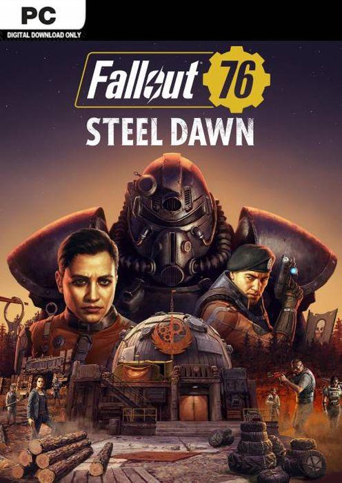Fallout 76 sur PC (Dématérialisé - Bethesda Launcher)