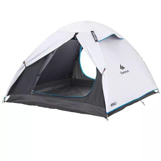 Tente de Camping Quechua Arpenaz Fresh & Black - 3 personnes