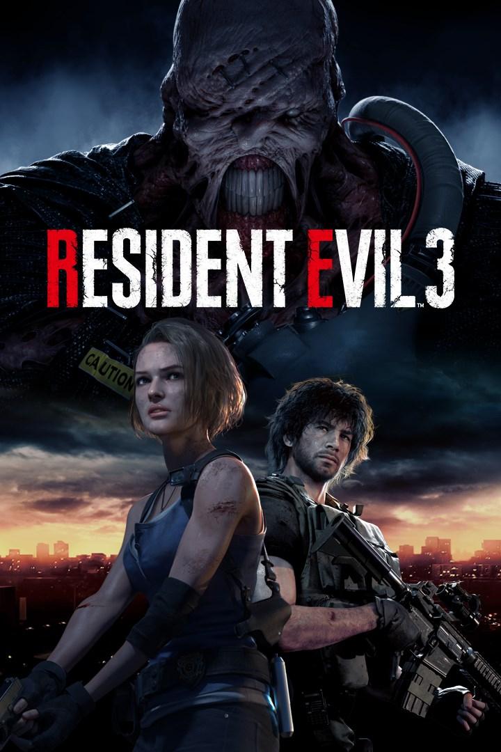 Resident Evil 3 Edition Standard sur Xbox One (Dématérialisé)