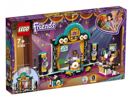 Lego 41368 - Le Spectacle D'andréa (Via 19.84€ sur la carte fidélité)