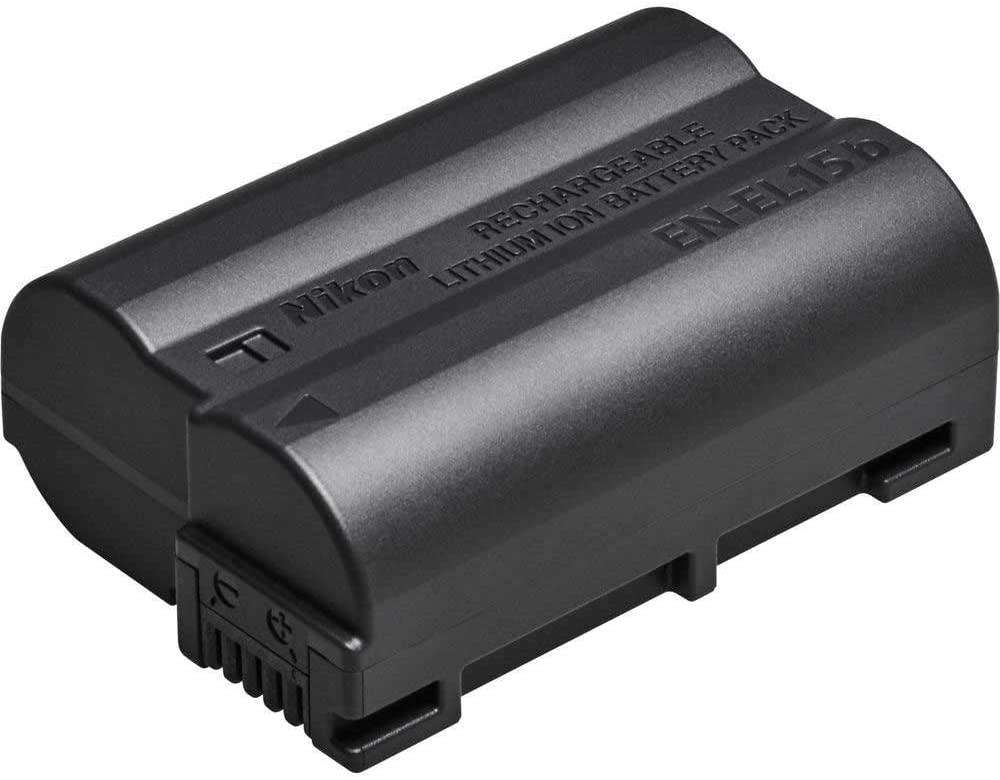 Batterie Nikon EN-EL15b pour Appareil Photo Nikon Z6 et Z7 (+2.86€ en Rakuten Points)