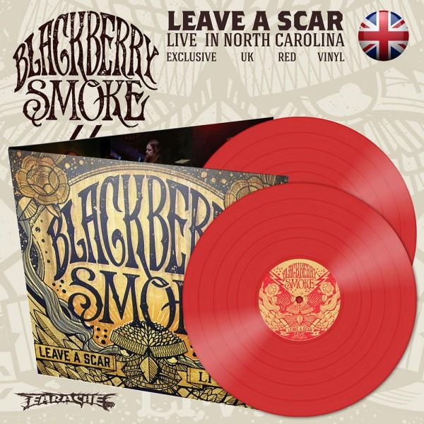 Sélection d'articles Earache Records en promotion - Ex : Vinyle Leave A Scar de Blackberry Smoke
