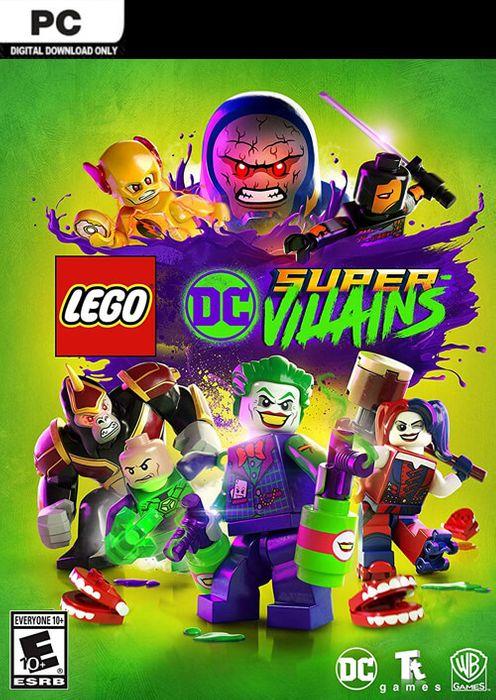 LEGO DC Super-Villains sur PC (Dématérialisé)