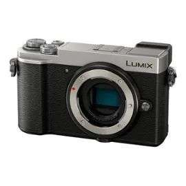 Appareil Photo Hybride Panasonic Lumix DC-GX9 - Argent (+ 24,05€ en Rakuten Points)