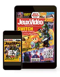 Abonnement numérique d'un an à Jeuxvideo Magazine (Dématérialisé) - jeuxvideomagazine.com