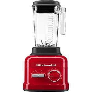 Blender Kitchenaid Queen of Hearts 5KSB6060HESD - 1800 W, Rouge